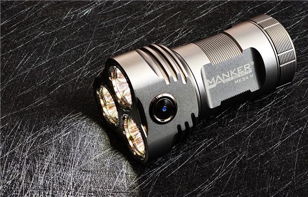 测评 | 白昼呼之即来、光明如影随形:漫客MK34II手电